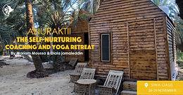 Anuraktii - The Self-Nuturing Coaching & Yoga Retreat 26-29 Nov