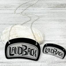Lg landback necklace