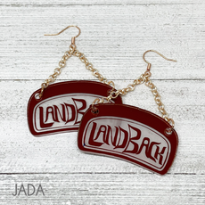 Landback earrings
