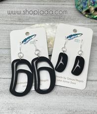 Ravenbeak earrings