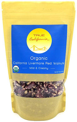 Organic Livermore Red Walnuts