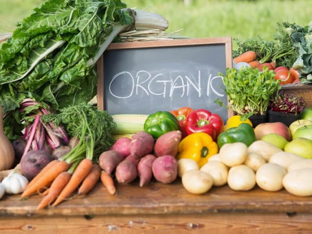 Organic Foods May Have More Anti-Oxidants Than Non-Organic