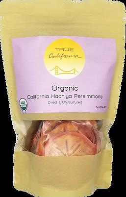 Organic Hachiya Persimmons