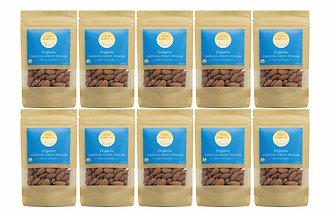 2oz Organic Aldrich Almonds (10 Pack)