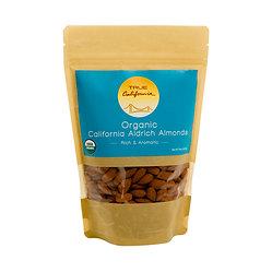 Organic Aldrich Almonds