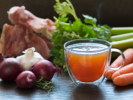 What's This Bone Broth Thing All About?