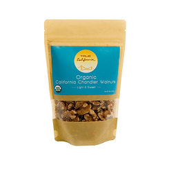 Organic Extra Light Chandler Walnuts