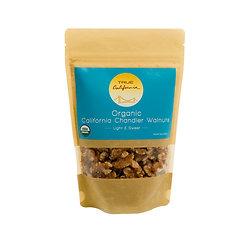 Organic Extra Light Chandler Walnuts