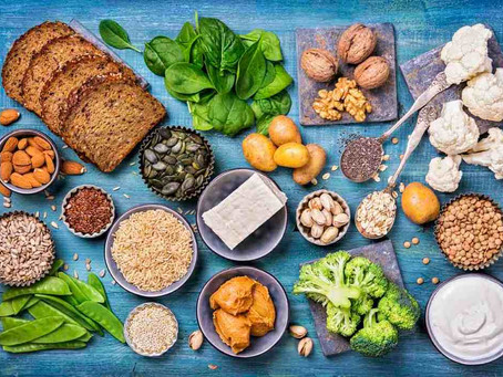 Plant-Based Sources for Protein