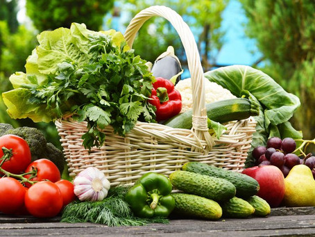 For Fresh Fruits & Veggies, Eat Them in Season