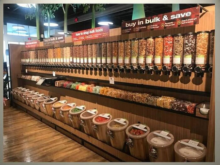 Part III: Storage, Flavoring, & Bulk Bins