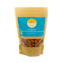 Organic Nonpareil Almonds