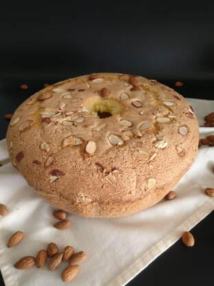 Almond Poundcake