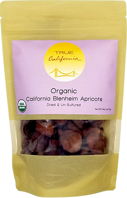 Organic Blenheim Apricots