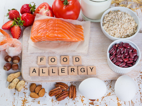 Why Does it Seem Like Every Child has a Food Allergy?