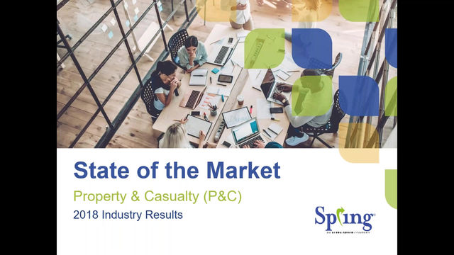 The State of the P&C Market