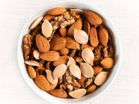 Nuts May Help Fight Long Term Weight Gain