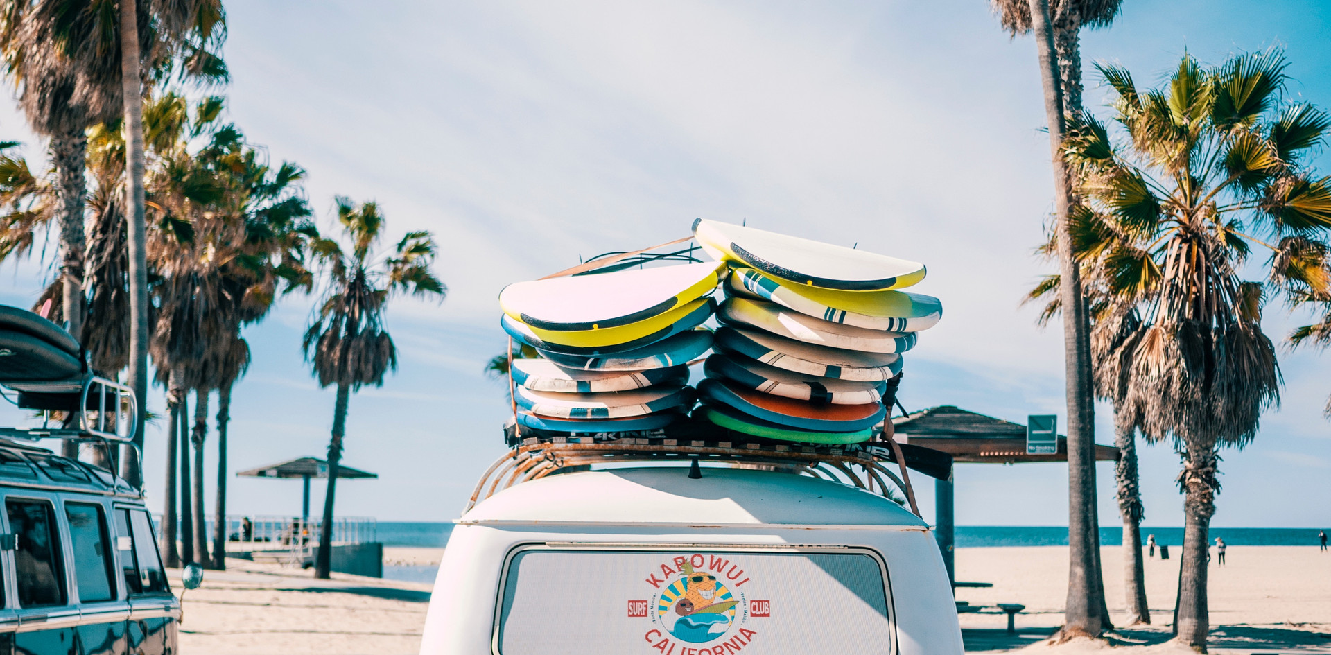 California Surf's Up