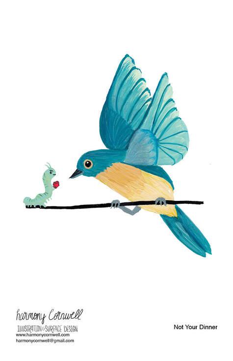 Harmony Cornwell 2020 - Bird Project10.j