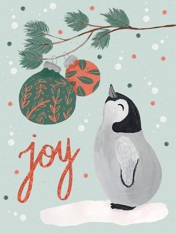 Joy Penguin