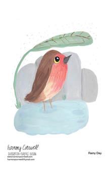 Harmony Cornwell 2020 - Bird Project7.jp
