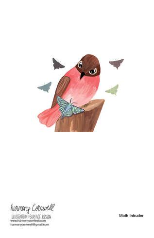 Harmony Cornwell 2020 - Bird Project11.j