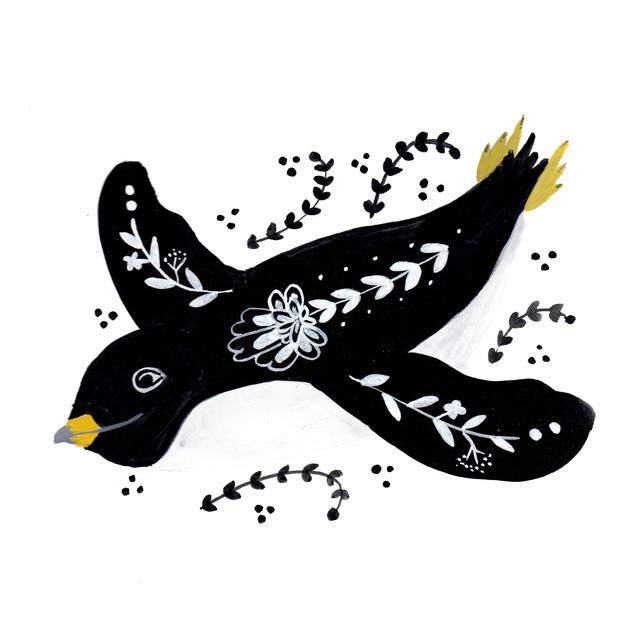 Folk Penguin