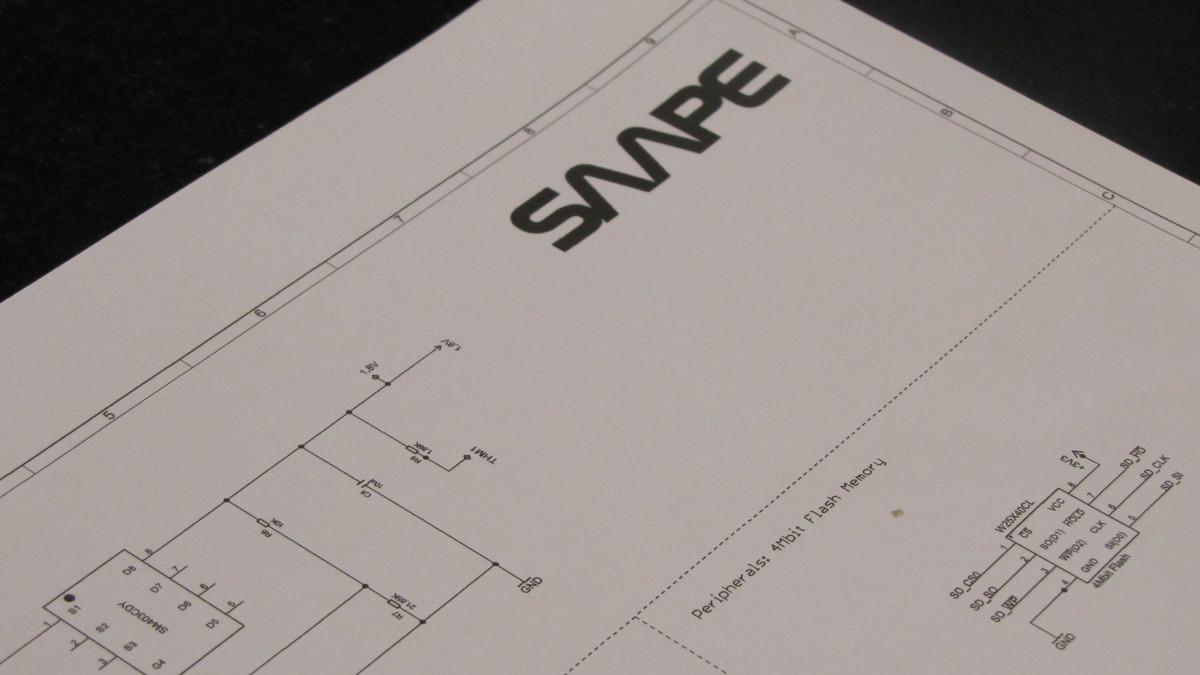 Hardware design - Step 1