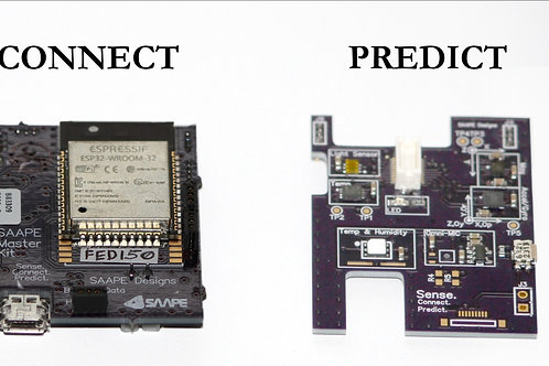 BytePoster Master Kit - Core & Sensor Board