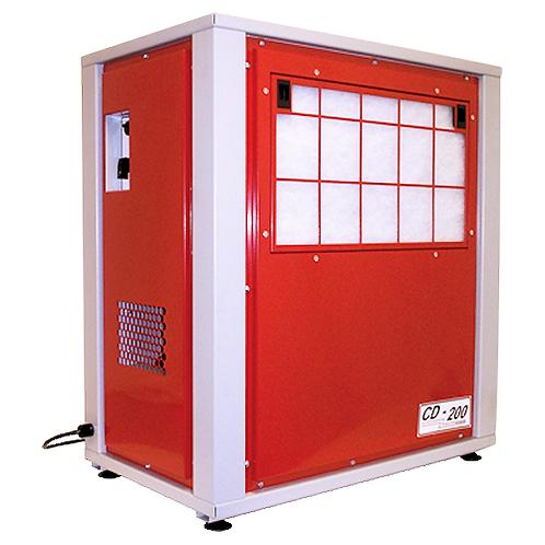 Commercial Dehumidifier 138 Pints
