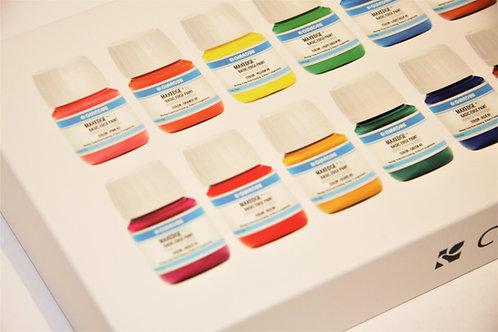 Giardini Edgepaint - Basic Colour Set