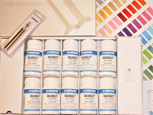 Giardini Edgepaint - Dense Colour Box
