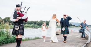 Lisa + James' wedding day | Balbirnie House Hotel, Markinch + The Boathouse, Kinross