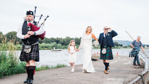 Lisa + James' wedding day | Balbirnie House Hotel, Markinch + The Boathouse, Kinross
