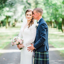 ALICE + DECLAN | CARLOWRIE CASTLE, EDINBURGH