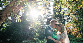 Susie + Ross' wedding day | Royal Botanic Garden, Edinburgh