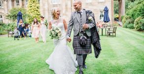 Deborah + Brendan's wedding day | Balbirnie House Hotel, Fife
