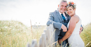 Lynn + Paddy's wedding day | The Scores Hotel, St Andrews