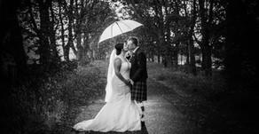 Leigh + Ross' wedding day | Garvock House, Dunfermline
