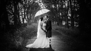 Leigh + Ross' wedding day | Garvock House, Dunfermline