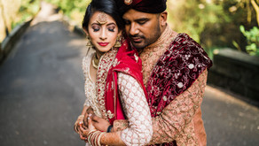 Shapla + Muji's wedding day | The Glen Pavilion, Dunfermline