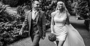 Fiona + Garry's wedding Day