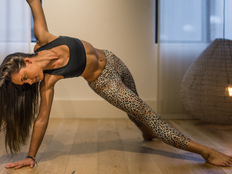 THERE IS MORE TO YOGA THAN BEING FLEXY AND BENDY