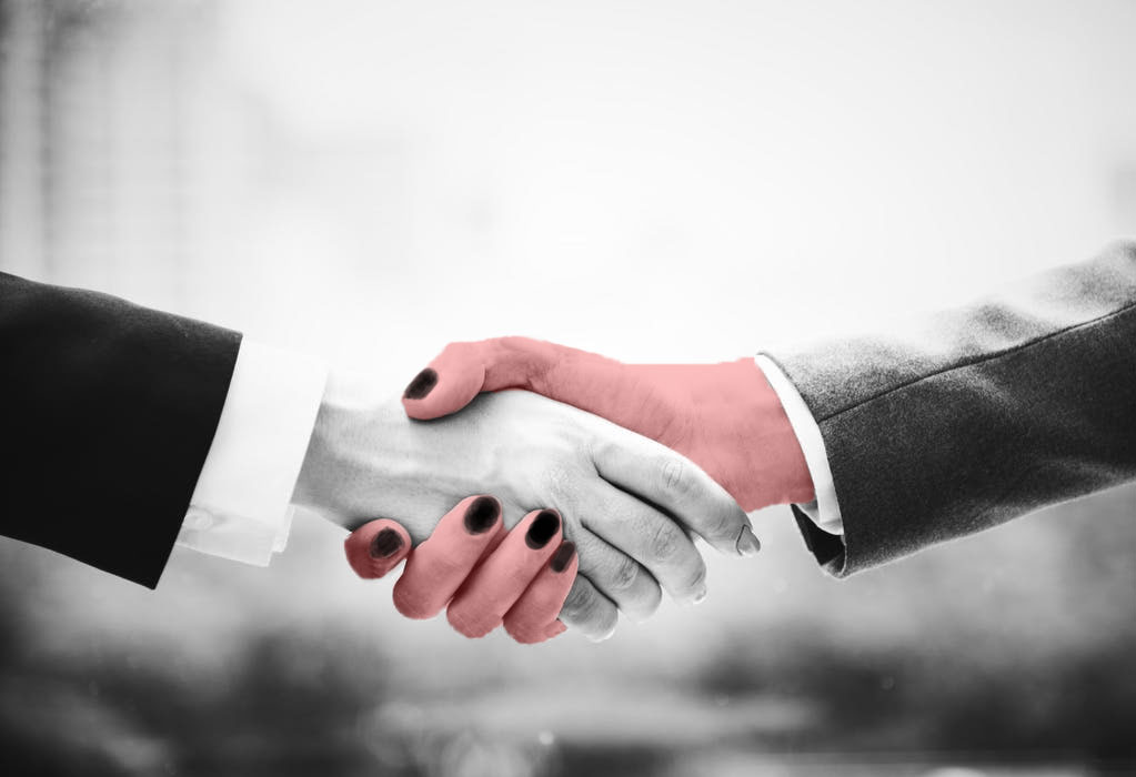 Devil's Handshake