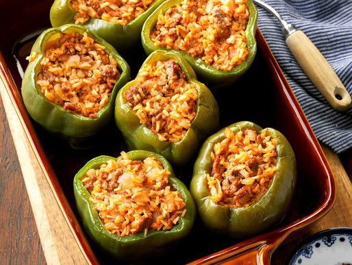 Cook with Prep! Stuffed Bell Peppers