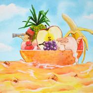 フルーツボート