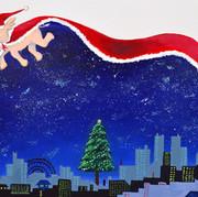 クリスマスの帳