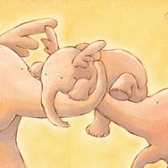ご出産祝い用イラスト