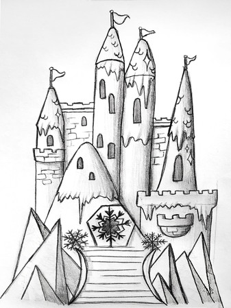 IceCastle Sketch