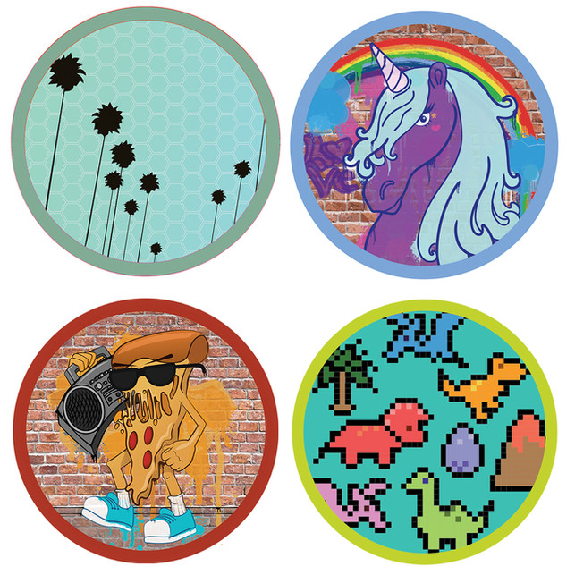 Pocket Frisbee Designs